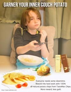 o) unhealthy food ad